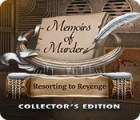 Memoirs of Murder: Resorting to Revenge Collector's Edition játék