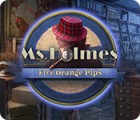 Ms. Holmes: Five Orange Pips játék