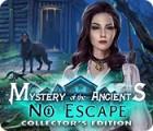 Mystery of the Ancients: No Escape Collector's Edition játék