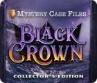 Mystery Case Files: Black Crown Collector's Edition játék