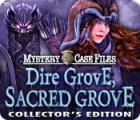 Mystery Case Files: Dire Grove, Sacred Grove Collector's Edition játék