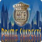 Mystery Case Files: Prime Suspects játék
