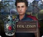 Mystery Trackers: Fatal Lesson játék