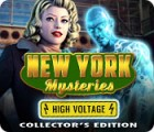 New York Mysteries: High Voltage Collector's Edition játék