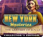 New York Mysteries: The Lantern of Souls Collector's Edition játék