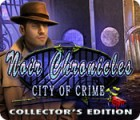 Noir Chronicles: City of Crime Collector's Edition játék