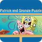 Patrick And Sponge Bob Jigsaw játék