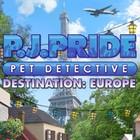 PJ Pride Pet Detective: Destination Europe játék