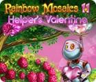 Rainbow Mosaics 11: Helper's Valentine játék