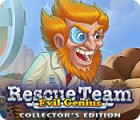 Rescue Team: Evil Genius Collector's Edition játék