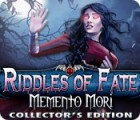 Riddles of Fate: Memento Mori Collector's Edition játék