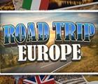 Road Trip Europe játék