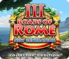 Roads of Rome: New Generation III Collector's Edition játék