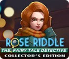 Rose Riddle: The Fairy Tale Detective Collector's Edition játék