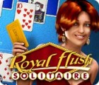 Royal Flush Solitaire játék