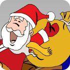Télapós színező - Karácsonyi és télapós ingyen online játékok