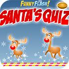 Santa's Quiz játék