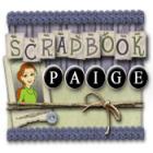 Scrapbook Paige játék