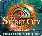 Secret City: London Calling Collector's Edition játék