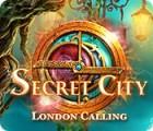 Secret City: London Calling játék