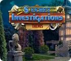 Secret Investigations: Themis játék