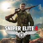 Sniper Elite 4 játék