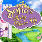 Sofia Party CleanUp játék