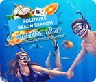Solitaire Beach Season: A Vacation Time játék