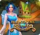 Solitaire: Elemental Wizards játék
