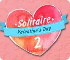 Solitaire Valentine's Day 2 játék