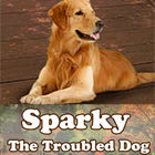 Sparky The Troubled Dog játék