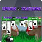 Spider Solitaire játék