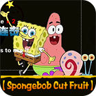 Spongebob Cut Fruit játék