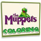Muppets film - színező játékok Kicsiknek, gyerekeknek való ingyen online játékok