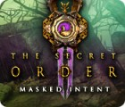 The Secret Order: Masked Intent játék