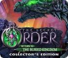 The Secret Order: Return to the Buried Kingdom Collector's Edition játék