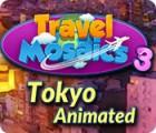 Travel Mosaics 3: Tokyo Animated játék