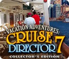 Vacation Adventures: Cruise Director 7 Collector's Edition játék
