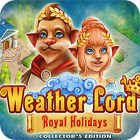 Weather Lord: Royal Holidays. Collector's Edition játék