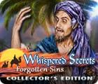 Whispered Secrets: Forgotten Sins Collector's Edition játék