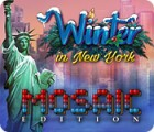 Winter in New York Mosaic Edition játék