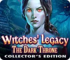 Witches' Legacy: The Dark Throne Collector's Edition játék