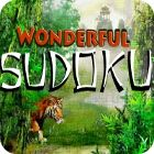 Wonderful Sudoku játék