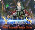 Yuletide Legends: Who Framed Santa Claus játék