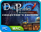 Dark Parables: The Exiled Prince Collector's Edition kedvenc játék