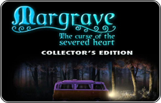 Margrave: The Curse of the Severed Heart Collector's Edition prémium játék