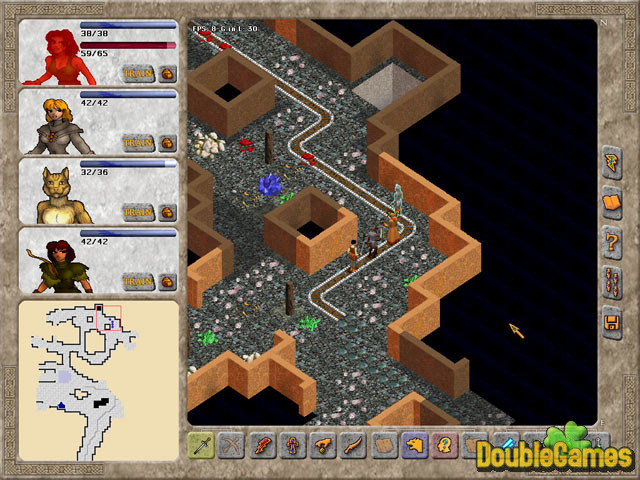 Free Download Avernum IV Screenshot 1