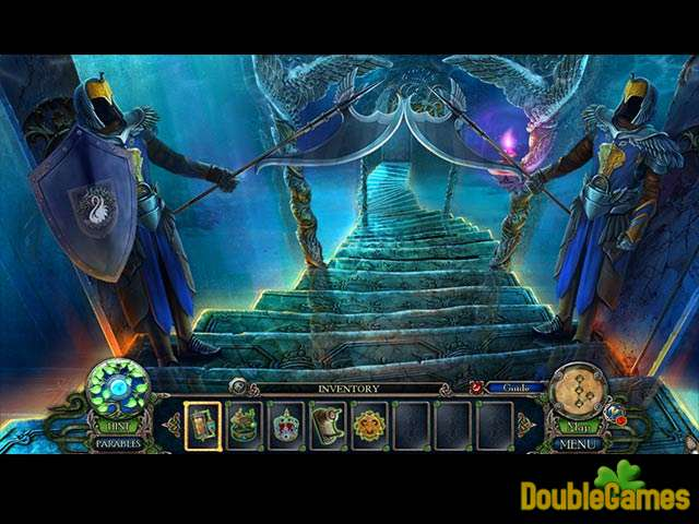 Free Download Dark Parables: The Swan Princess and The Dire Tree Collector's Edition Screenshot 2