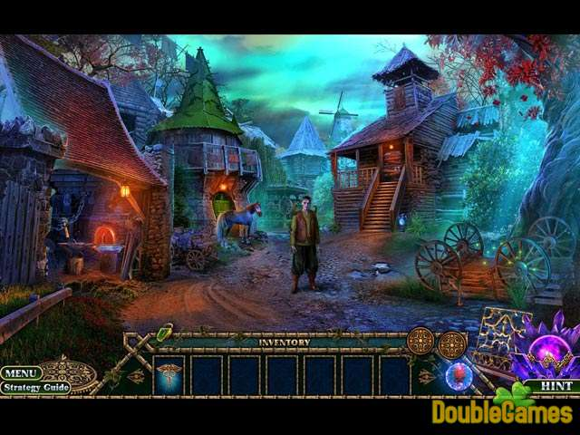 Free Download Enchanted Kingdom: Fog of Rivershire Collector's Edition Screenshot 1