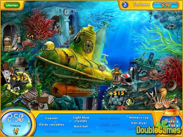 Ingyenesen letölthet? Fishdom H2O: Hidden Odyssey mintakép 2